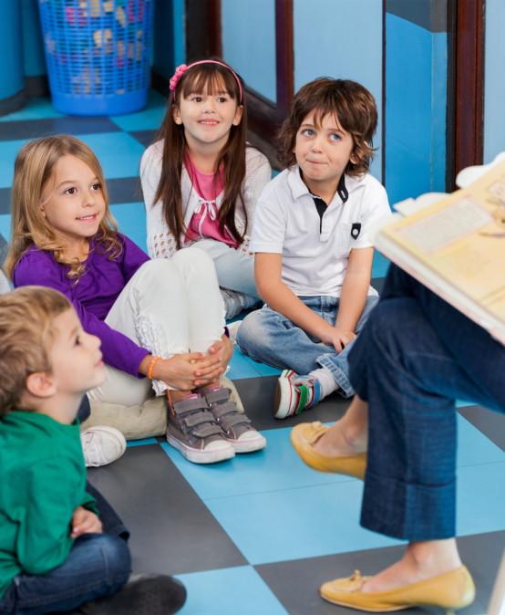 Английский для детей в Люблино и Марьино